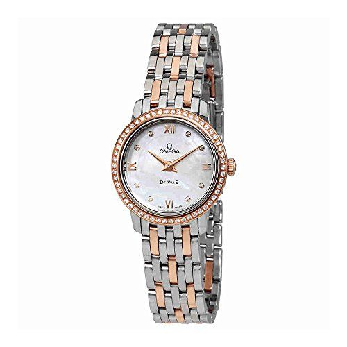 Omega DeVille quartz womens Watch 42425246055002 Certified Preowned * Check out ...