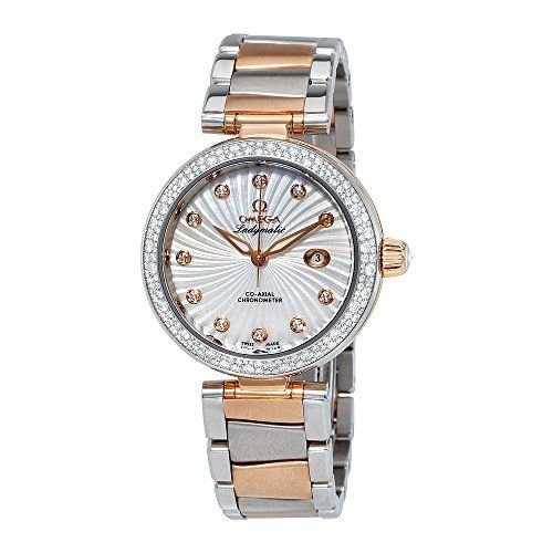 Omega Ladymatic Automatic Ladies Watch 42525342055001 *** Want additional info? ...