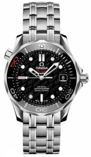 Omega Seamaster 007 James Bond 50Th Anniversary Limited Edtion Midsize Watch 212...