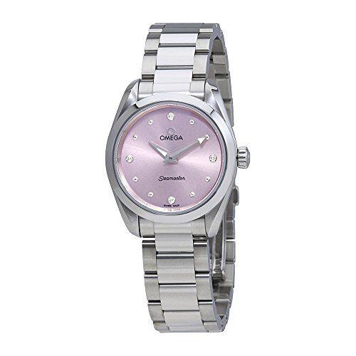 Omega Seamaster Aqua Terra Ladies Watch 22010286060001 *** Read more at the imag...