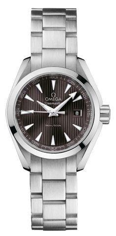 Omega Seamaster Aqua Terra Quartz 30mm Women's Watch 231.10.30.60.06.001 [Wa...