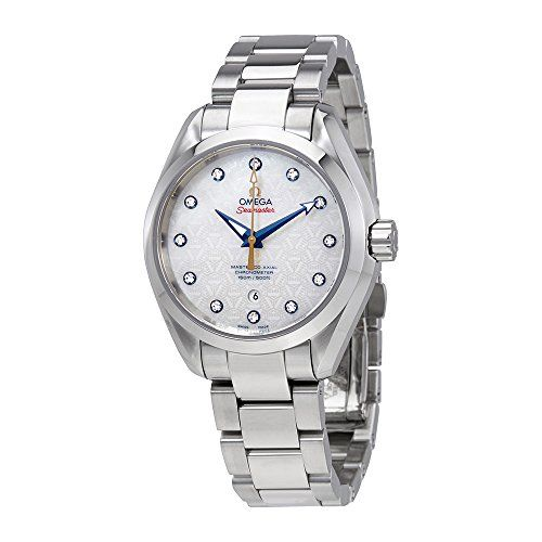 Omega Seamaster Aqua Terra Ryder Cup Automatic Ladies Watch 23110342055003 -- Co...