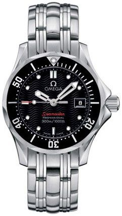 Omega Seamaster Ladies 300M Watch 212.30.28.61.01.001 -- Learn more by visiting ...