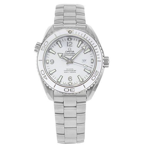Omega Seamaster Plant Ocean White Dial Stainless Steel Unisex Watch 232.30.38.20...