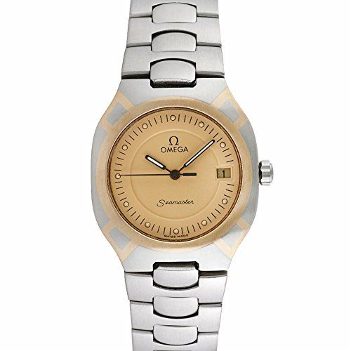 Omega Seamaster Polaris swiss-quartz womens Watch (Certified Pre-owned) 2440.5 *...