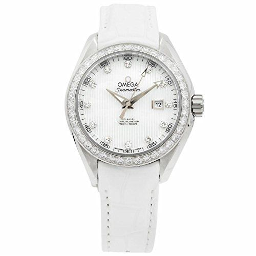 Omega Seamaster automatic-self-wind womens Watch 231.18.34.20.55.001 (Certified ...