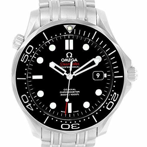 Omega Seamaster automaticselfwind womens Watch 21230412001003 Certified Preowned...