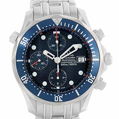 Omega Seamaster automaticselfwind womens Watch 25998000 Certified Preowned ** Be...