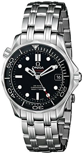 Omega Unisex 21230362001002 Seamaster Diver 300m CoAxi *** You can find more det...