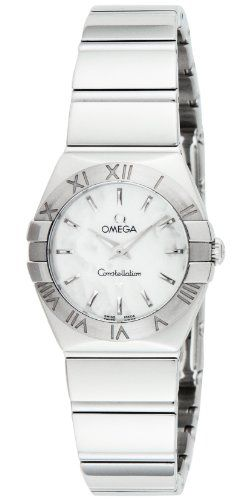 Omega Women's 123.10.24.60.05.002 Constellation Mother-Of-Pearl Dial Watch *...