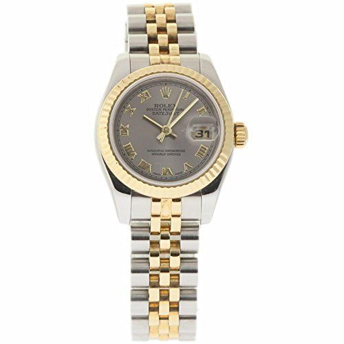 Rolex Datejust 26mm swiss-automatic womens Watch 179173 (Certified Pre-owned) **...