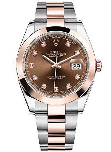 Rolex Datejust 41 Stainless Steel