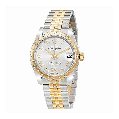 Rolex Datejust Automatic Silver Dial Ladies Watch 178343SRDJ * More info could b...