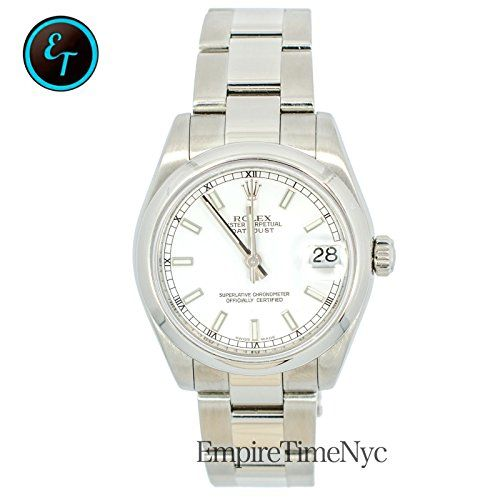 Rolex Datejust automatic-self-wind womens Watch 178240 (Certified Pre-owned) * R...