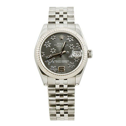Rolex Datejust automatic-self-wind womens Watch 178274JGFL (Certified Pre-owned)...