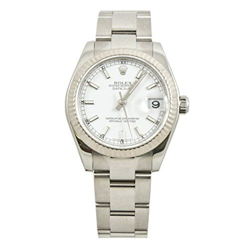 Rolex Datejust automatic-self-wind womens Watch 178274OWS (Certified Pre-owned) ...