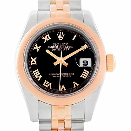 Rolex Datejust automatic-self-wind womens Watch 179161 (Certified Pre-owned) ***...