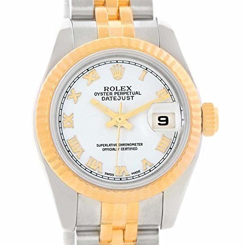 Rolex Datejust automatic-self-wind womens Watch 179173 (Certified Pre-owned) ***...