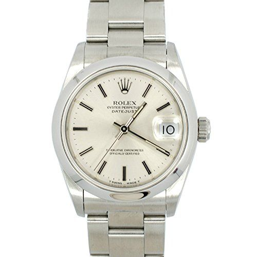 Rolex Datejust automatic-self-wind womens Watch 68240 (Certified Pre-owned) * Vi...