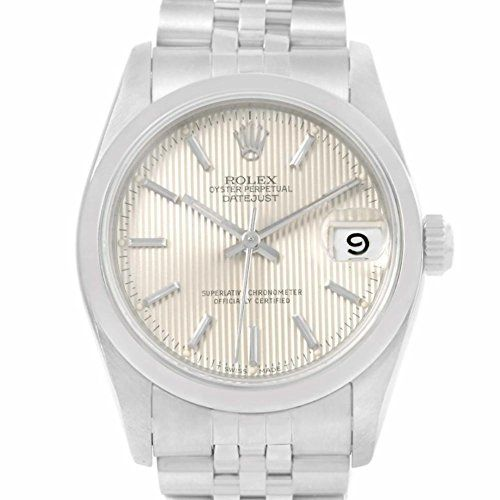 Rolex Datejust automatic-self-wind womens Watch 68240 (Certified Pre-owned) *** ...