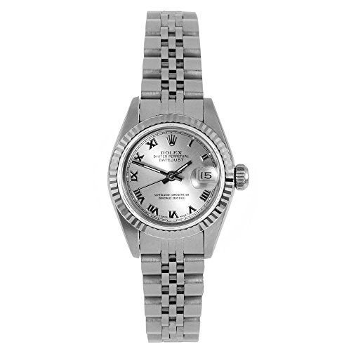 Rolex Datejust automatic-self-wind womens Watch 6917 (Certified Pre-owned) -- Mo...