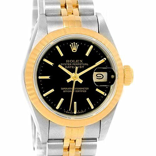 Rolex Datejust automatic-self-wind womens Watch 69173 (Certified Pre-owned) -- C...