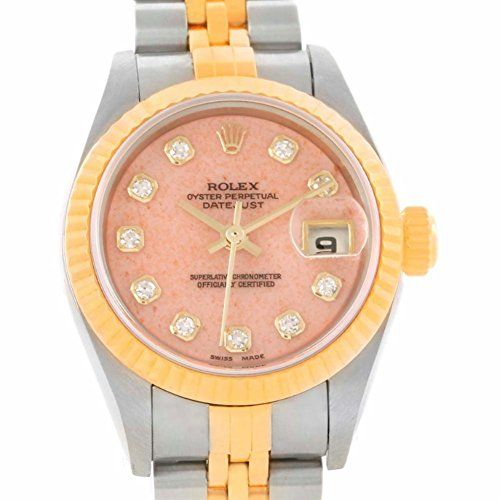 Rolex Datejust automatic-self-wind womens Watch 79163 (Certified Pre-owned) ** C...