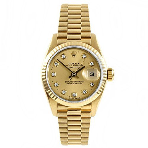 Rolex Datejust automatic-self-wind womens Watch 79178PCI (Certified Pre-owned) -...