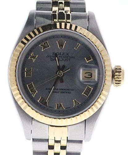 Rolex Datejust automatic-self-wind womens Watch (Certified Pre-owned) 6917 ** Cl...