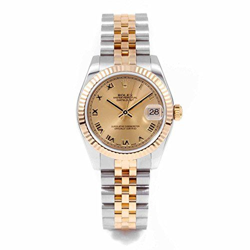 Rolex Datejust swiss-automatic womens Watch 178273CRJ (Certified Pre-owned) * Ch...