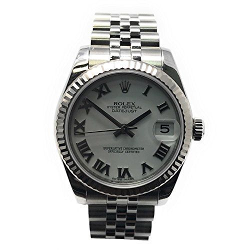 Rolex Datejust swiss-automatic womens Watch 178274 (Certified Pre-owned) -- You ...