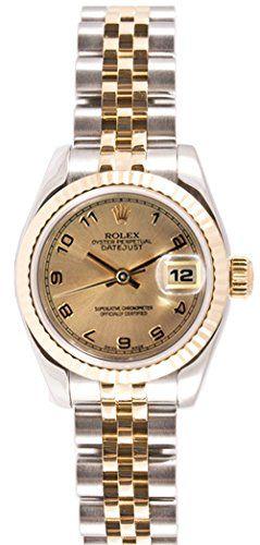 Rolex Ladys 179173 Datejust Steel