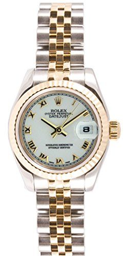 Rolex Ladys New Style Heavy Band Stainless Steel