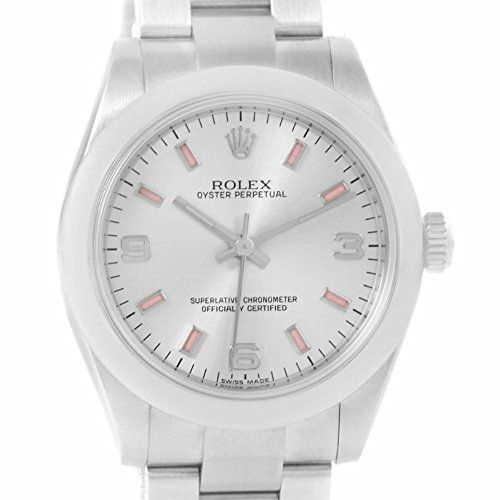 Rolex Oyster Perpetual automatic-self-wind womens Watch 177200 (Certified Pre-ow...