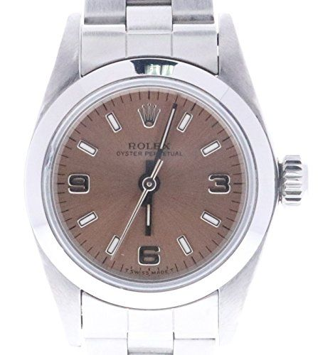Rolex Oyster Perpetual automatic-self-wind womens Watch (Certified Pre-owned) 17...