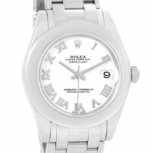 Rolex Pearlmaster automatic-self-wind womens Watch 81209 (Certified Pre-owned) -...