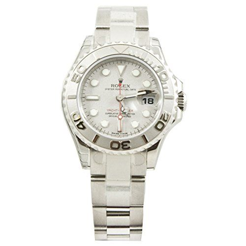 Rolex Yacht-Master Ladies automatic-self-wind grey womens Watch 169622VSER (Cert...