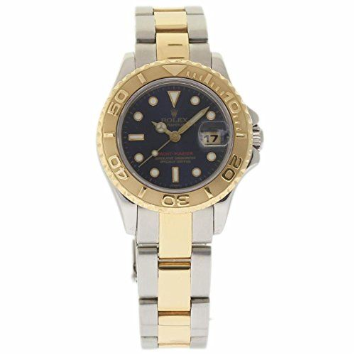 Rolex Yacht-Master swiss-automatic womens Watch 69623 (Certified Pre-owned) *** ...