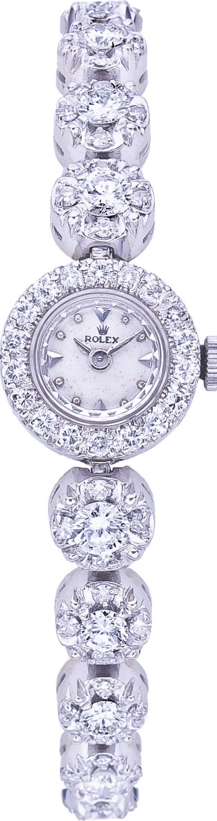 Woman's Diamond Rolex watch dream.This watch is amazing. #diamonds #bling www.fi...