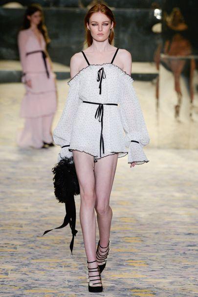 Alice Mccall Spring/Summer 2018 Resort Collection   British Vogue