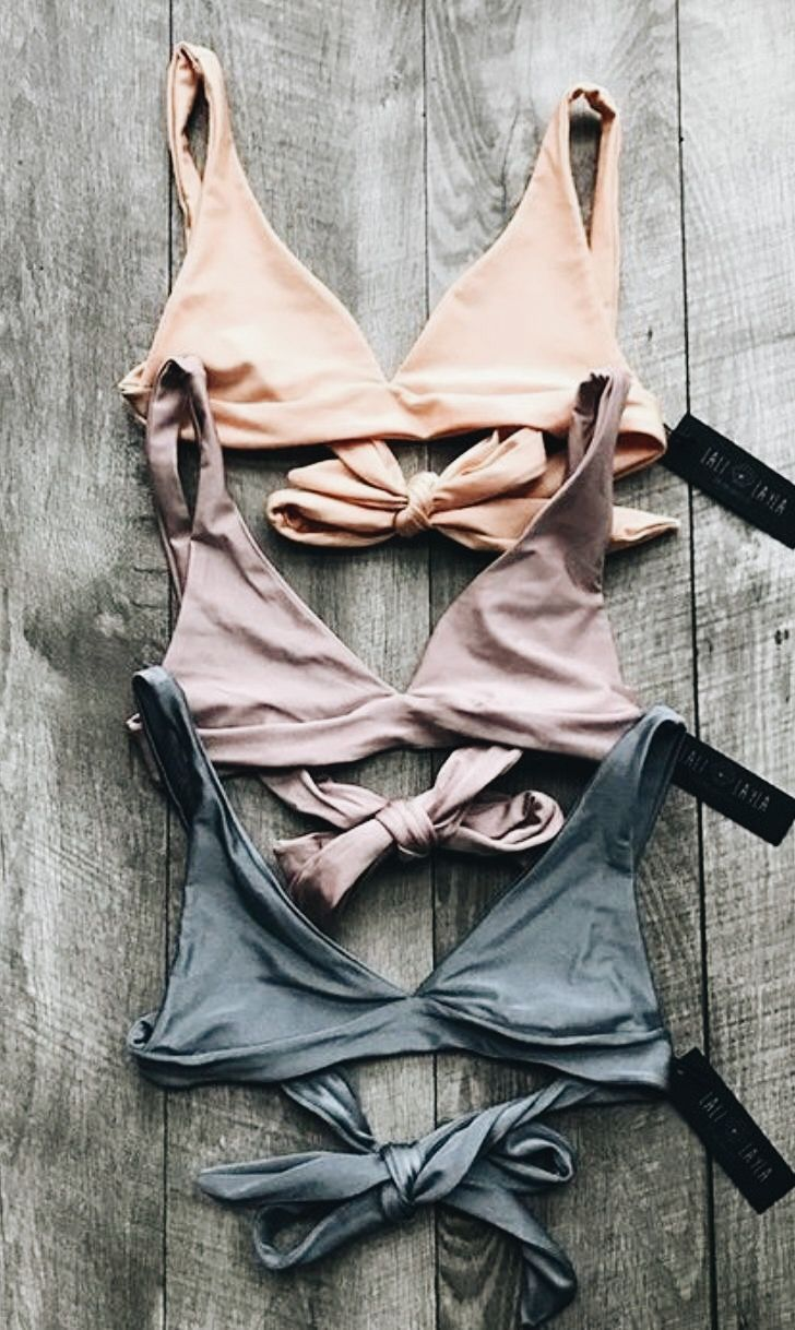Beach Boho :: Bikini Body :: Swimsuits :: Bohemian Summer :: Beach Style :: Disc...