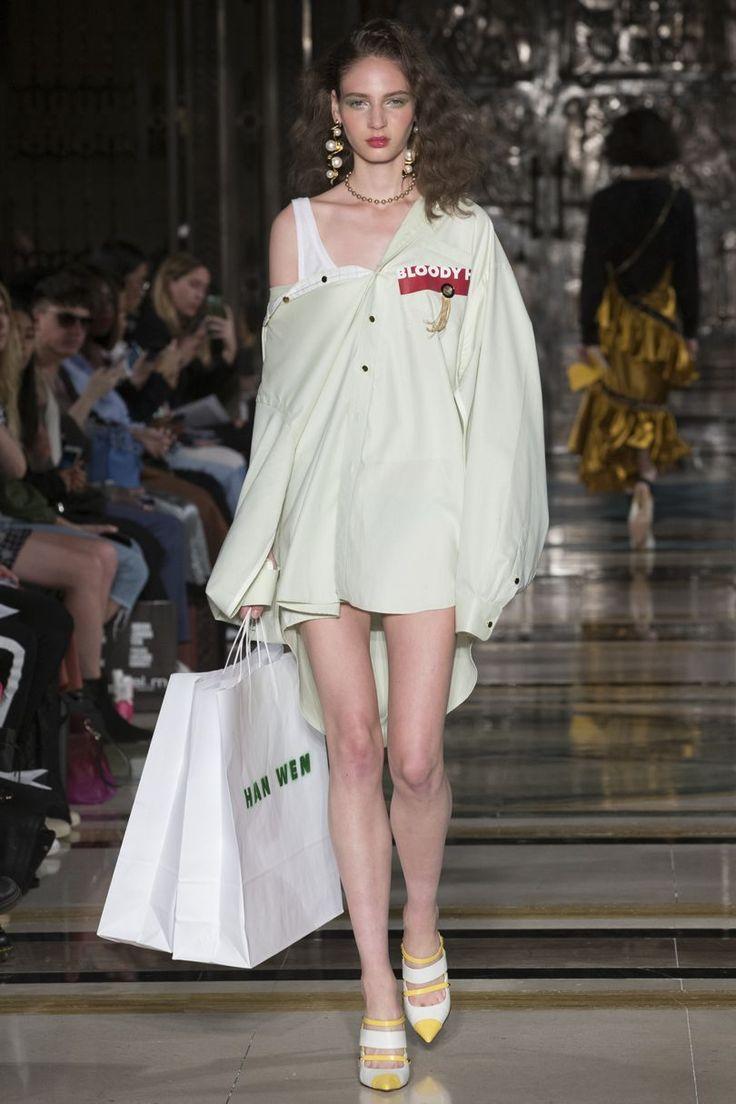 Han Wen Spring/Summer 2018 Ready To Wear