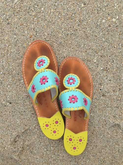 Jacks...a great way to add color