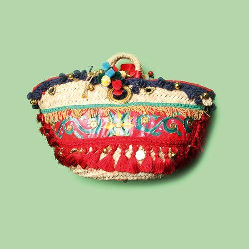 Le panier à pompons Dolce & Gabbana