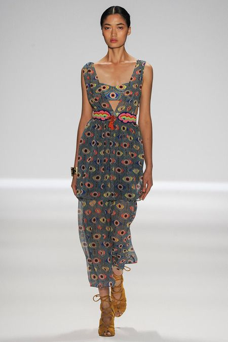 Mara Hoffman | Spring 2014 Ready-to-Wear Collection | Style.com