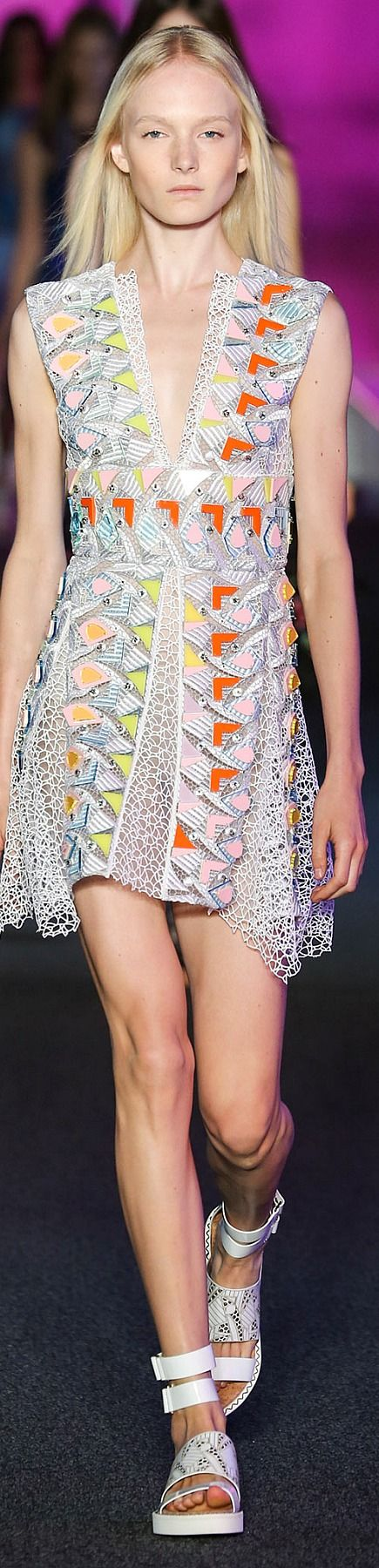 Peter Pilotto Collection Spring 2015