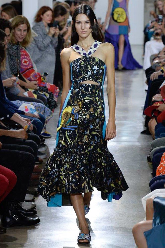Peter Pilotto Spring 2017 Ready-to-Wear Collection Photos - Vogue