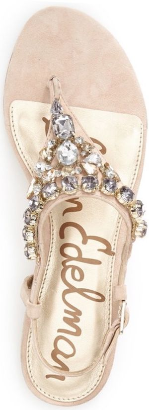 Sam Edelman 'Dayton' Embellished Sandal