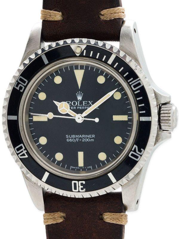 Rolex Submariner ref 5513 Maxi Dial circa 1982
