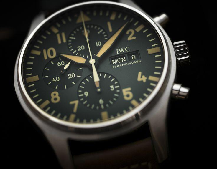 IWC Pilot Chronograph L.E. for Australia